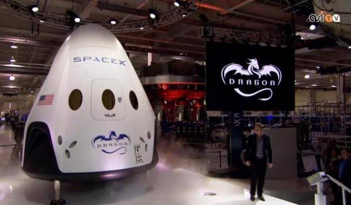 Marte: Elon Musk rilancia