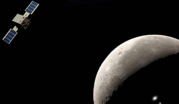 CubeSat italico, o quasi, sul lato oscuro della Luna