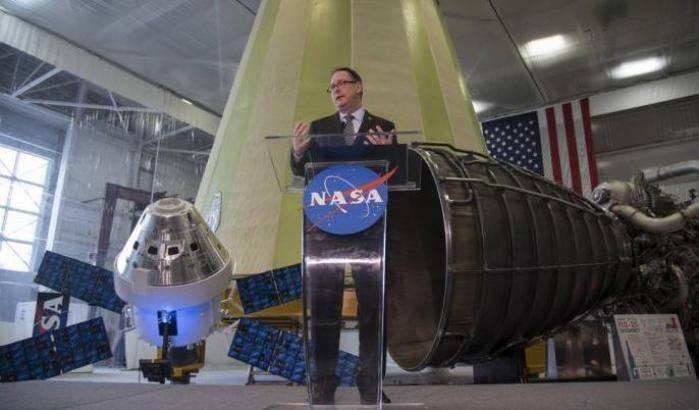 La Nasa presenta il budget per il 2019