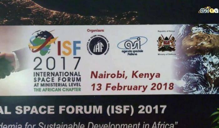 Il futuro dell'Africa è spaziale
