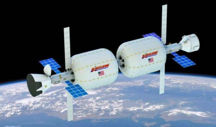Bigelow Aerospace: dai moduli espandibili alla gestione di stazioni spaziali private