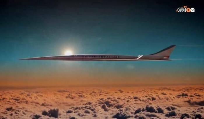 Volo supersonico, ritorno al futuro