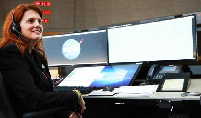Prima simulazione di countdown per Orion