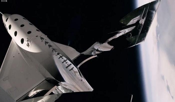 VSS Unity supera Mach 2