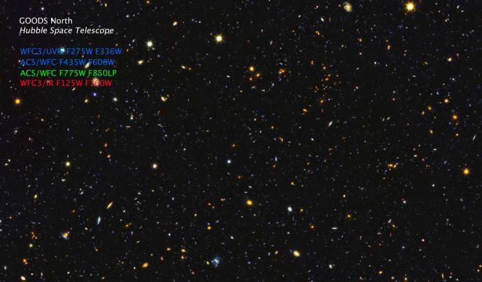Il puzzle cosmico di Hubble