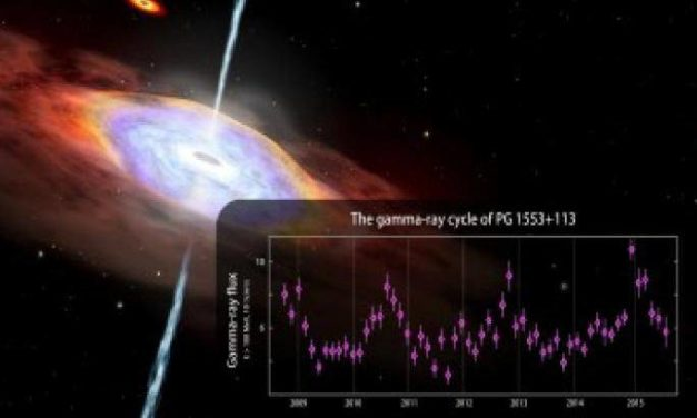 Una trappola di raggi cosmici?