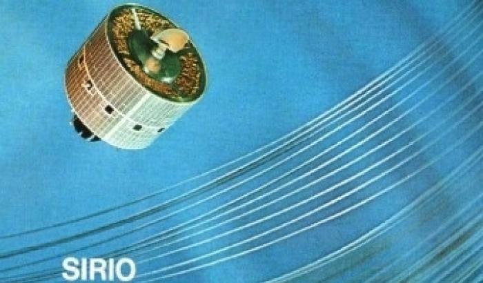 40 anni fa il satellite Sirio