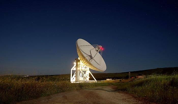 L'Italia entra nel Deep Space Network