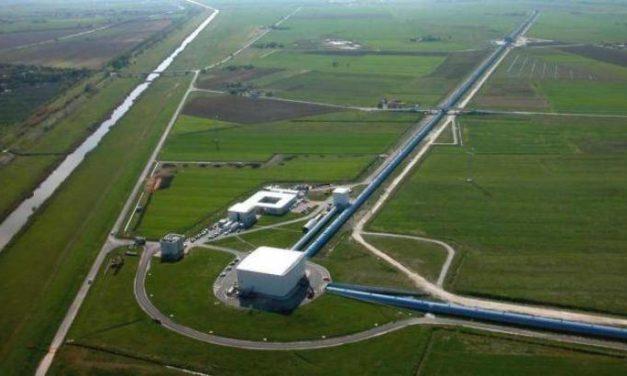 Tre rivelatori per un'onda gravitazionale