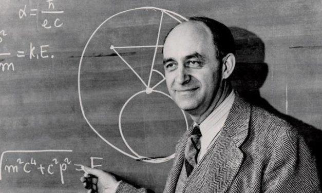 Enrico Fermi, il Papa