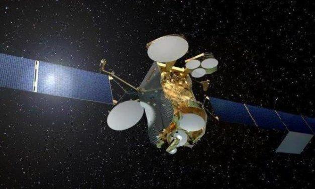 Il primo satellite elettrico d'Europa