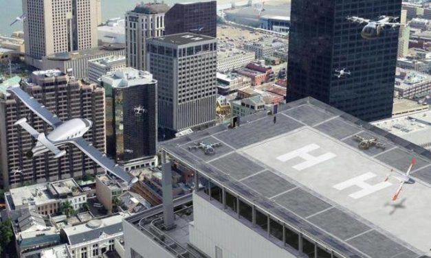 Nasa: al via gli studi sulla Urban Air Mobility
