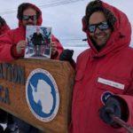 Dall'Antartide alla Iss, il viaggio di un selfie attraverso il Dtn