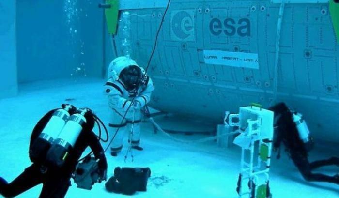 Prove tecniche per i viaggi nello spazio