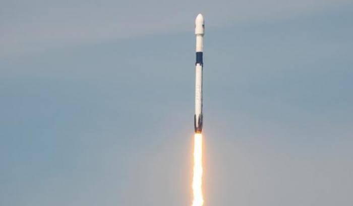 Falcon 9, Block 5, lancio con successo