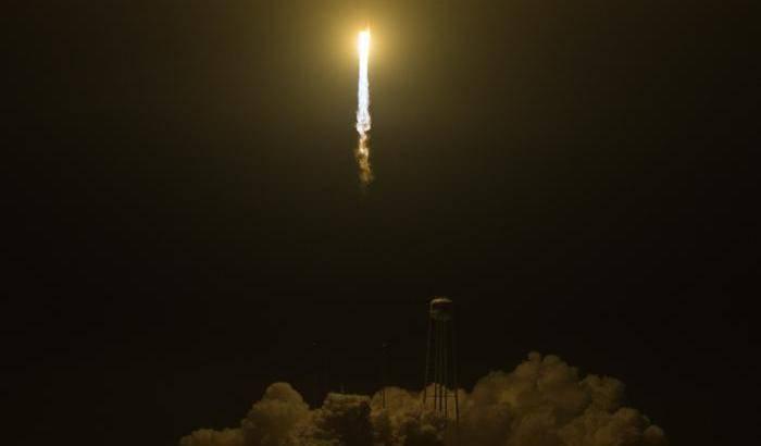 Cygnus partito, a bordo anche lo strumento Cal per l'universo gelido