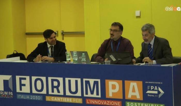 Forum PA: dai detriti spaziali ai satelliti intelligenti