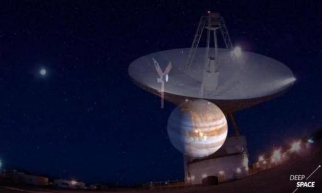 Deep Space: Dialogo con le sonde
