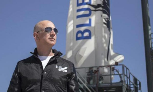 Blue Origin, verso le colonie lunari