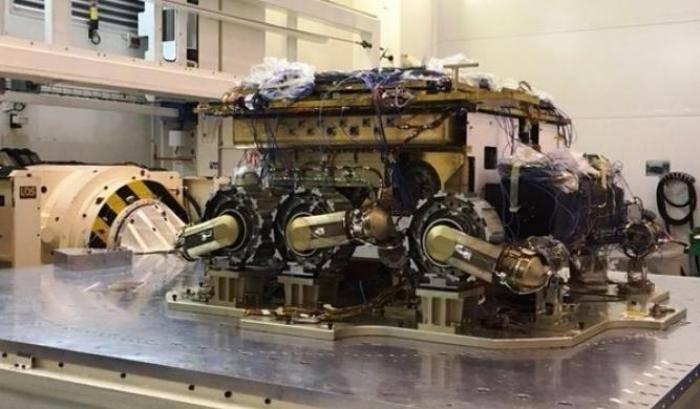 ExoMars, il rover si allena: oserà un'impresa inedita