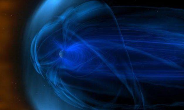 Così la 'prua' terrestre rallenta il vento solare