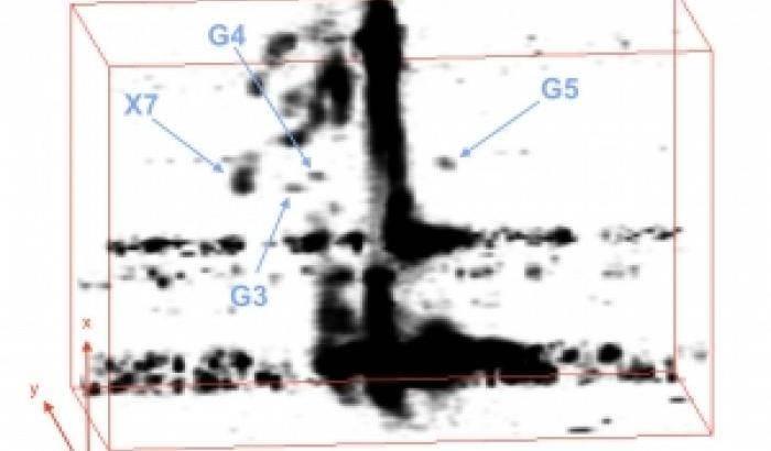 Buco nero: oggetti misteriosi sotto la polvere