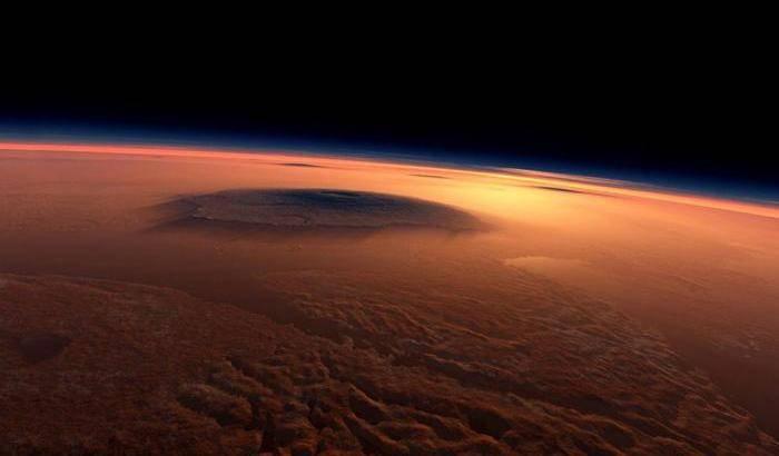 Clima gelido nel passato di Marte?