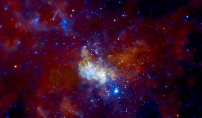 Via Lattea, la natura elusiva degli 'oggetti-G'