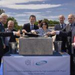 Prima pietra per il progetto HiLumi Lhc