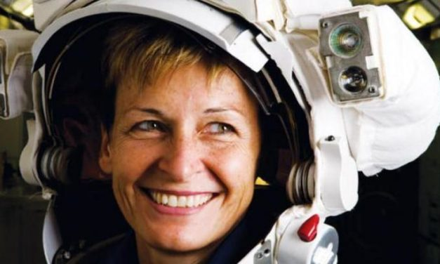 AstroPeggy in pensione