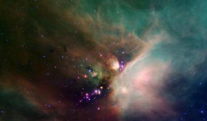 Il 'motore diffuso' delle culle stellari