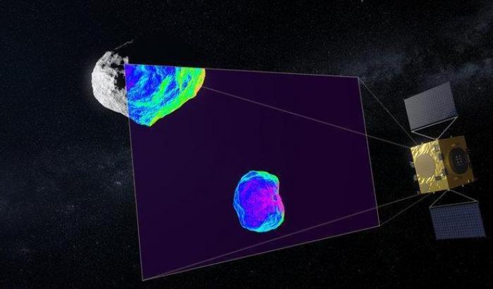Difesa dagli asteroidi, in arrivo la missione Hera
