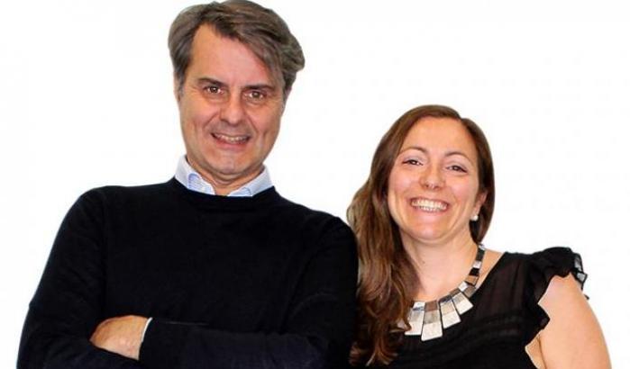 Un viaggio spaziale con Chiara Albicocco e Gigi Donelli: obiettivo Marte