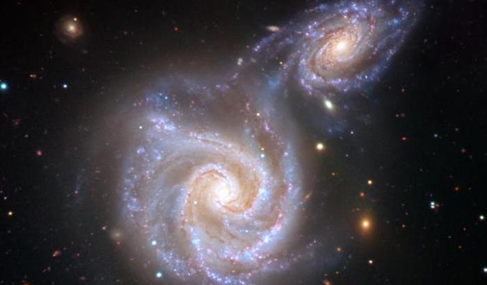 Scontro intergalattico con la 'Salsiccia'