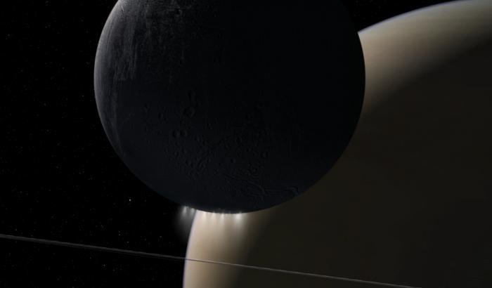 Da Saturno a Encelado: ecco il suono dell'energia elettromagnetica