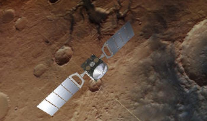 Marte il trasformista, il radar indaga