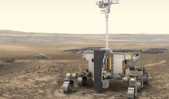 Un nome per il rover di ExoMars 2020
