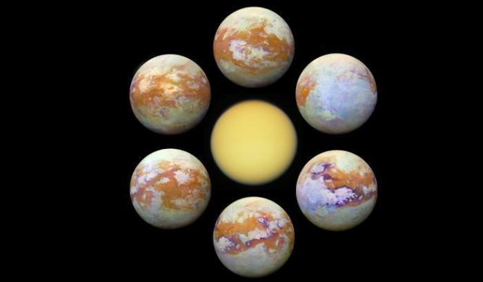 Titano senza veli