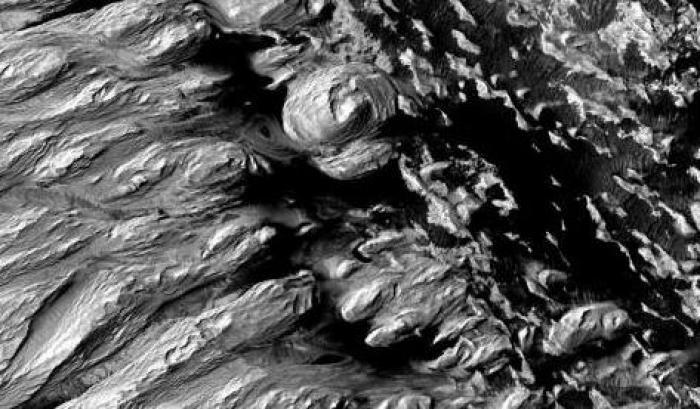 Marte, nelle Medusae Fossae la 'culla' delle polveri