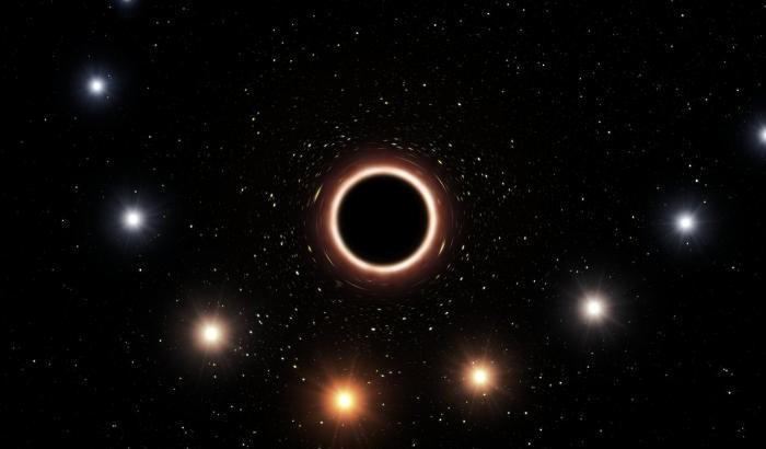 Verificata la teoria della relatività generale di Einstein nei pressi di un buco nero