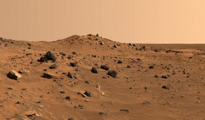 Marte perde acqua dall'atmosfera