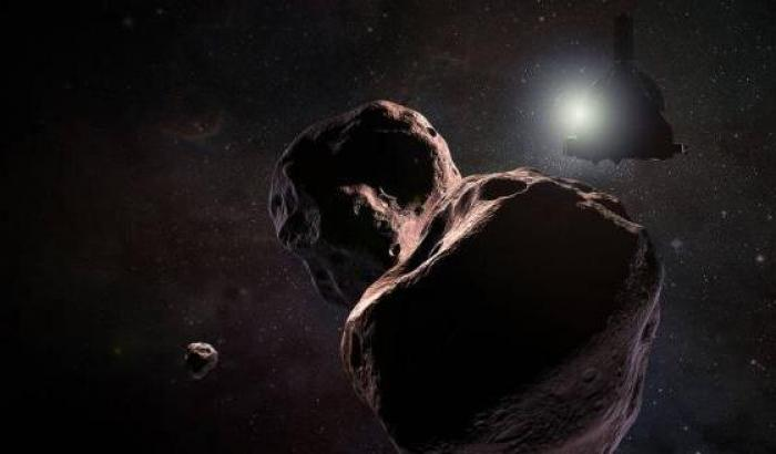 New Horizons, telescopi puntati su Ultima Thule