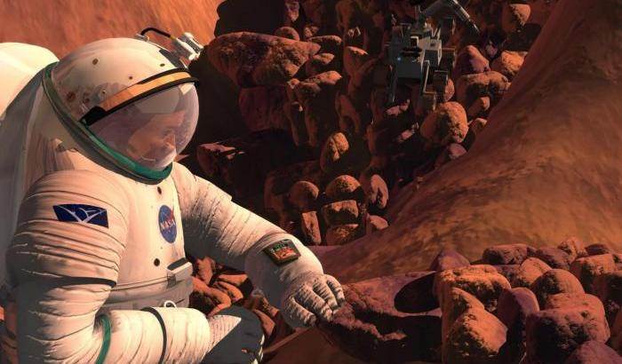 Nasa, Marte avanti tutta