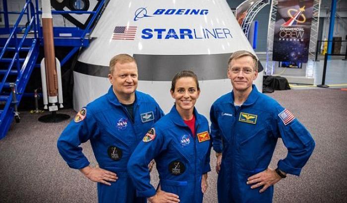 Ecco gli equipaggi di Dragon e Starliner