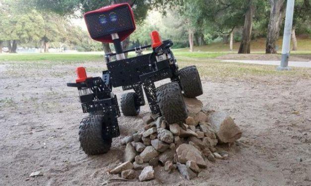 Costruisci il tuo rover marziano con il manuale della Nasa
