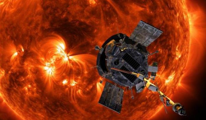 Parker Solar Probe, lanciata la sonda che sfiorerà il Sole