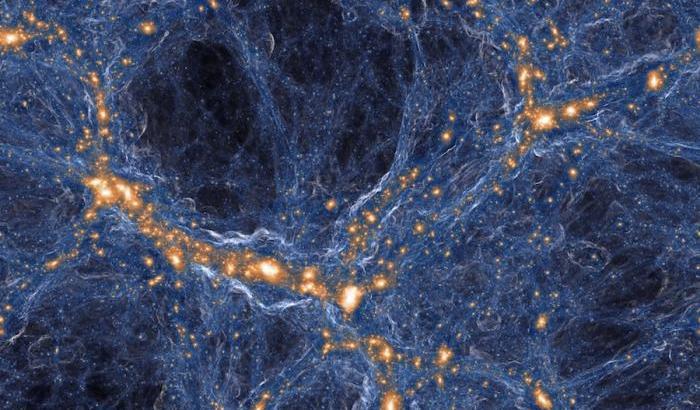 Opache per poche galassie