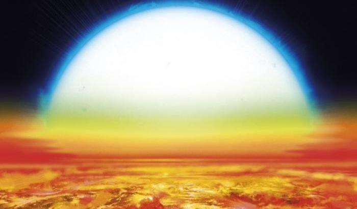 Ferro e titanio, gli ingredienti attorno al pianeta più caldo