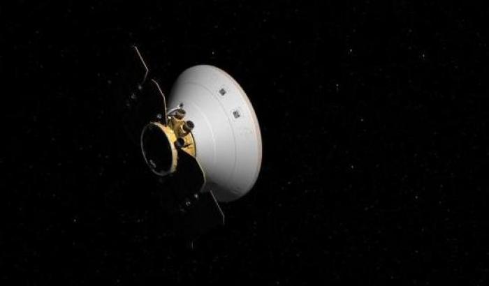 InSight, a metà strada verso Marte