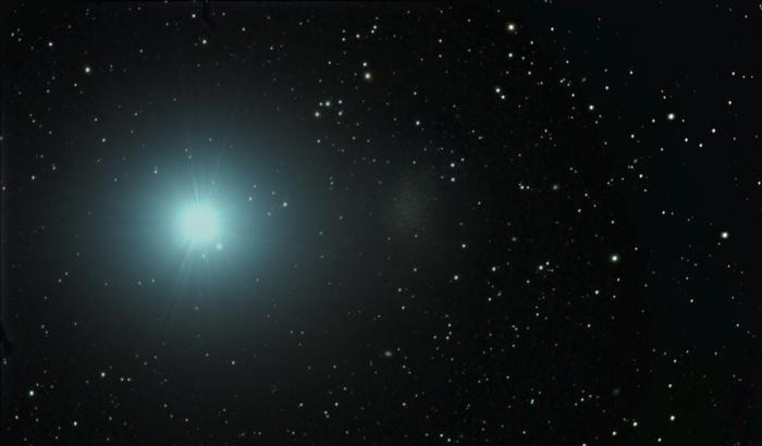 Scoperta una galassia a 37 milioni di anni luce da noi